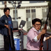 Koreans & Guns