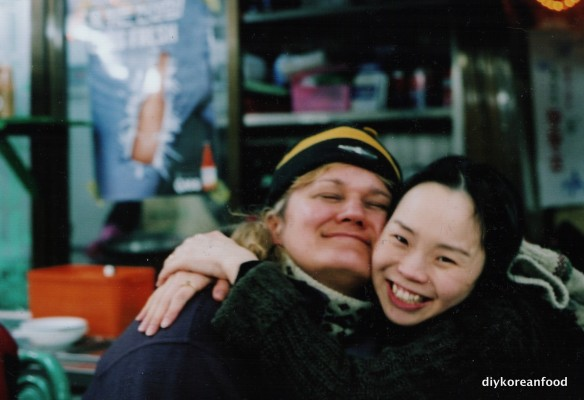 Dong dong ju makes friends