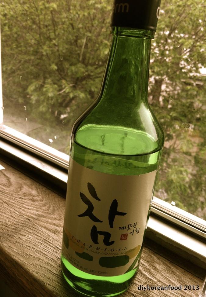 Han in a bottle