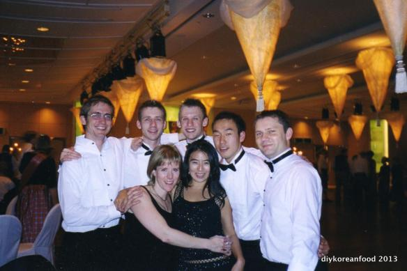 St. Andrews Ball, Seoul 2005