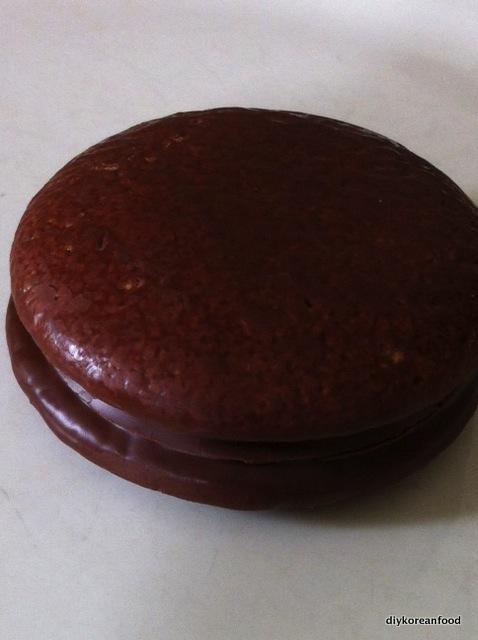 In Choco-Pie we trust...