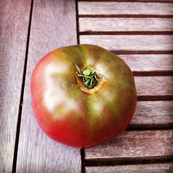 Purple Cherokee Tomato
