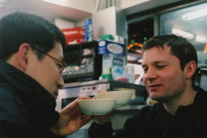 Homesick brew, Seoul circa 2006