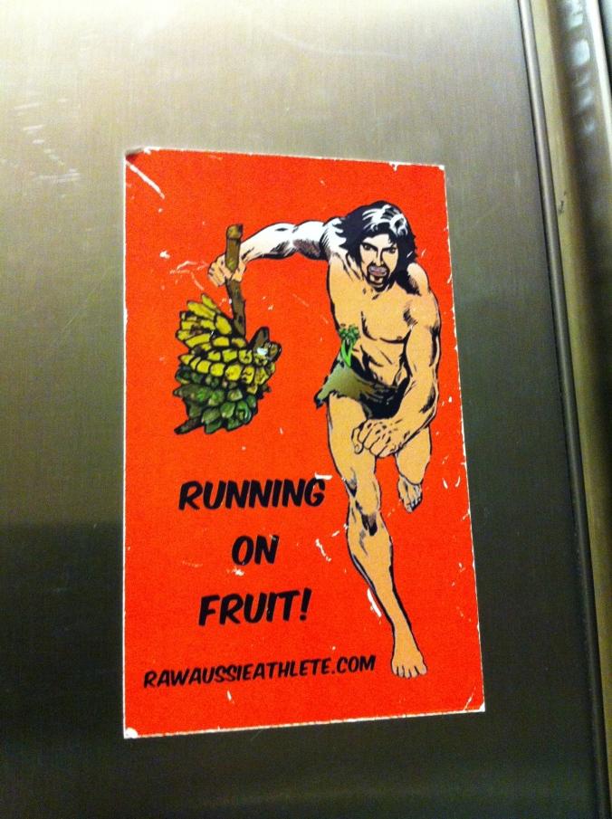 Gotta have fruit!