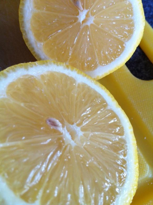 Garden variety lemon