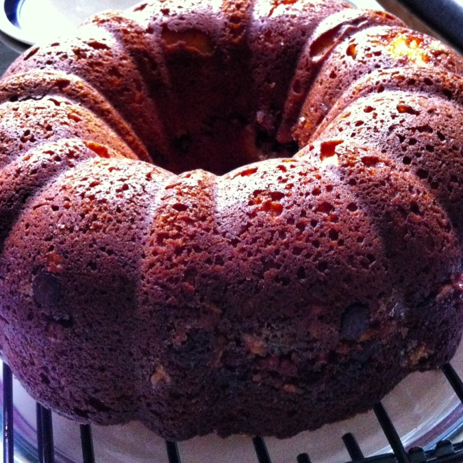 Magnificient Obsession: Coffee cake bundt