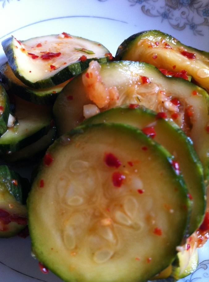 Kimchi Theory